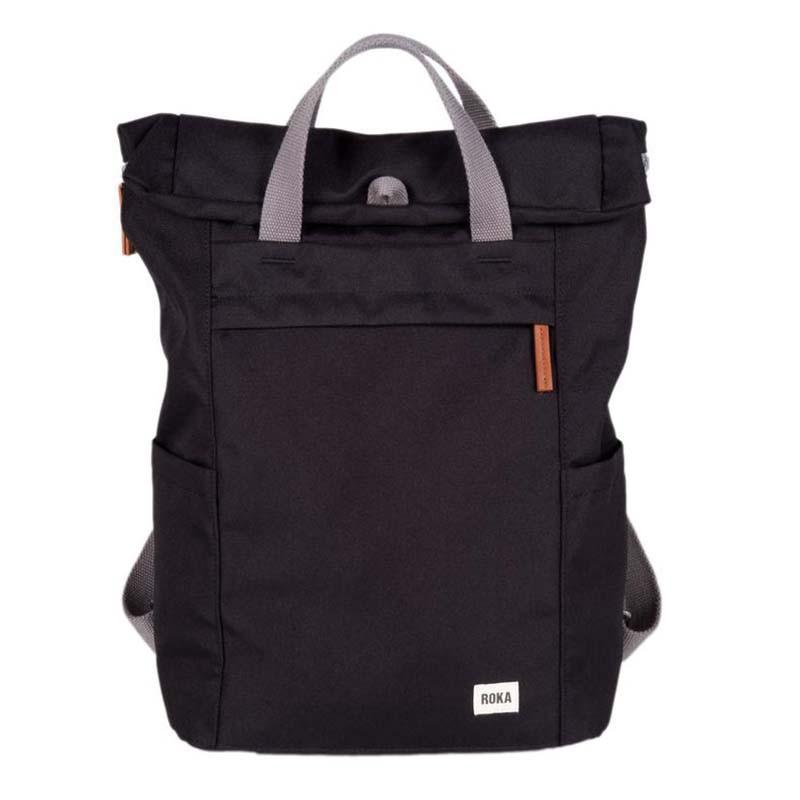 Roka rygsæk, Finchley A Sustainable medium, Ash, vandtæt rygsæk, rygsæk dame, rygsæk herre, rygsæk mænd, computer rygsæk