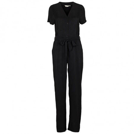 Basic Apparel Buksedragt, Keira, Black Basic Apparel Bukser Basic Apparel jumpsuit