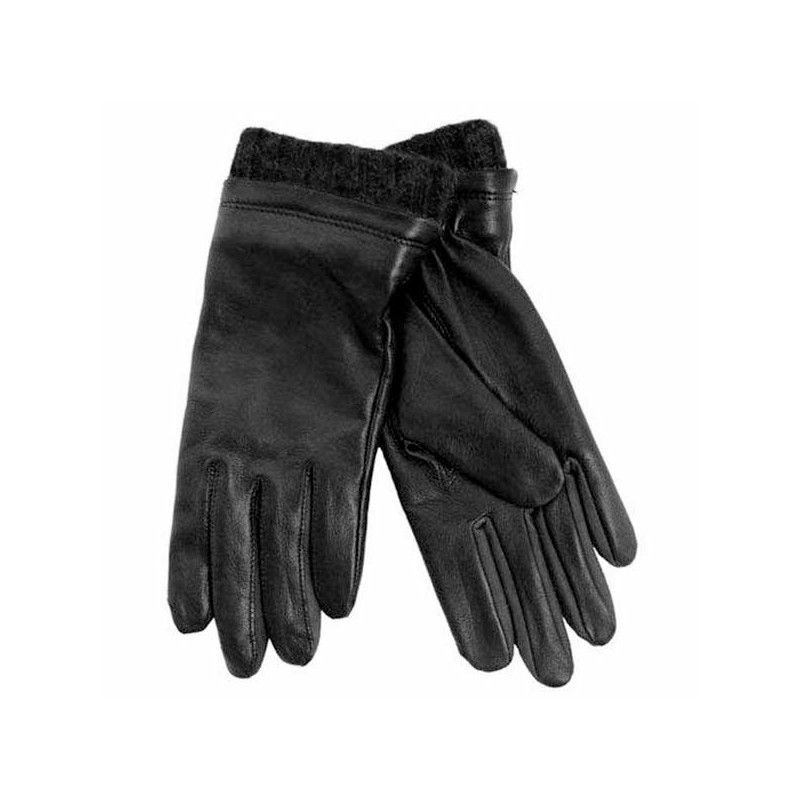 Gaucho handsker, dessie, sort fra gaucho fra superlove