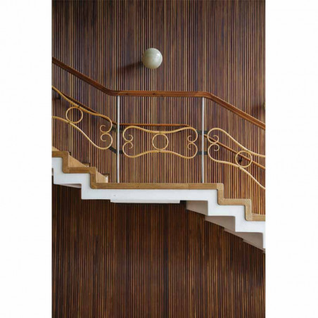 Inspired By Tørklæde, Wooden Stairs, Uld, motiv