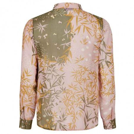 Nümph Skjorte, Numajorie, Adobe Rose detalje