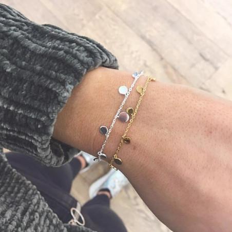 Pernille Corydon Sheen Armbånd i Guld og sølv