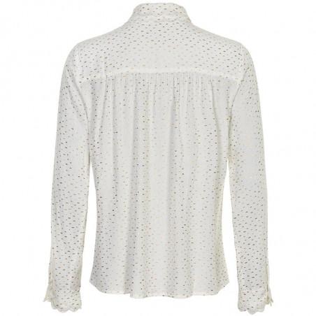 Nümph Skjorte, Nuiridiana, Pristine numph skjorte bagside