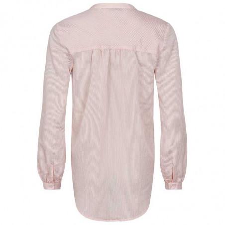 And Less Skjorte, Alorieaa, Rose Dawn, skjortebluse, bagside
