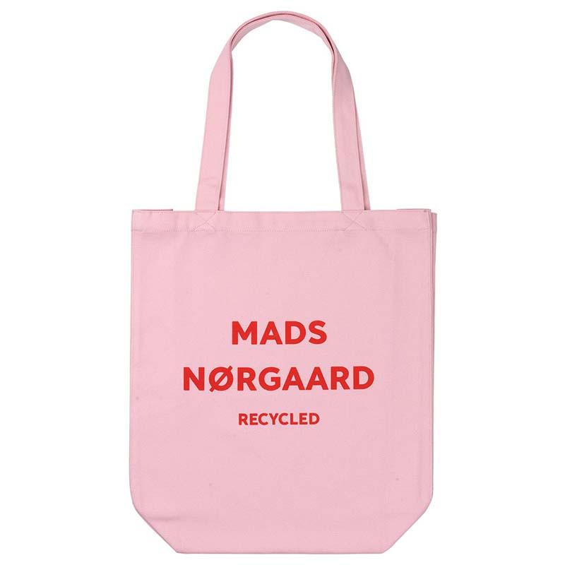 Mads Nørgaard Net, Athene Boutique Bag, Rose/Red, mulepose, indkøbsnet