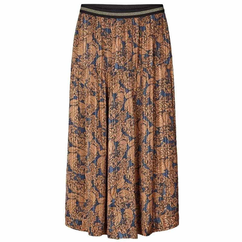 Lollys Laundry Nederdel, Cokko, Flower Print, blomstret nederdel, maxi nederdel