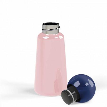 Lund London Termo Drikkedunk, Skittle Mini, Pink/indigo, Skittle Bottle 300 ml, detalje