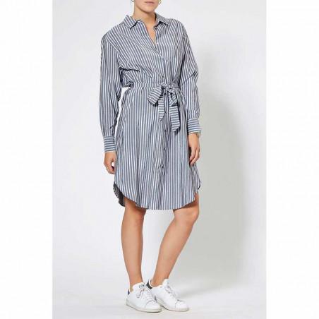 PBO Kjole, Dizzy, Striped pbo kjoler pbo tøj model
