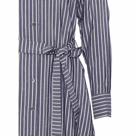 PBO Kjole, Dizzy, Striped pbo kjoler pbo tøj detalje