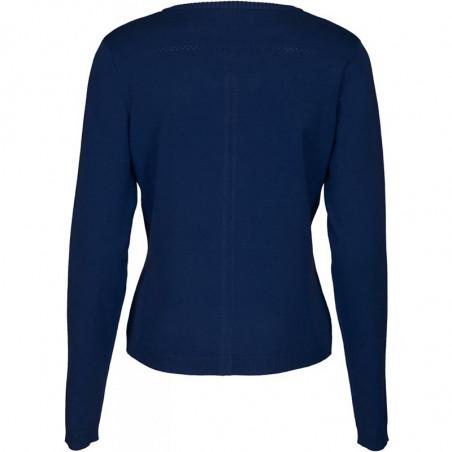 Minus Cardigan New Laura, Blue Depths minus new laura cardigan bagside