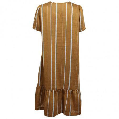 Six Ames Kjole, Helena, Japanese Summer Stripes six ames tøj bagside