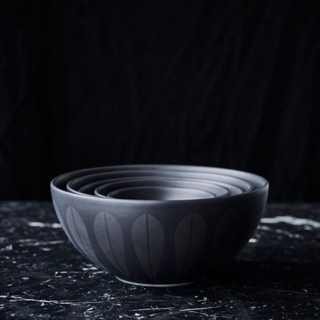 Lucie Kaas, Lotus Trends skåle, Black