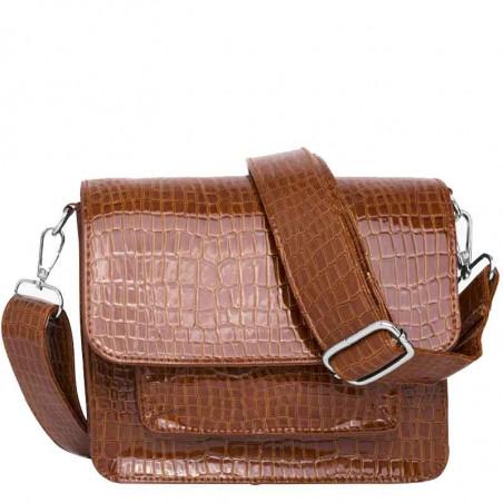 Hvisk Taske Cayman Pocket, Chocolate hvisk cayman taske hvisk tasker