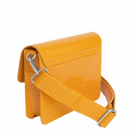 Hvisk Taske Cayman Pocket, Orange hvisk cayman taske hvisk tasker bagside