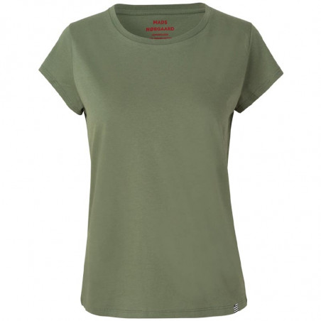 Mads Nørgaard T Shirt dame, Teasy, Army mads nørgaard t-shirt dame