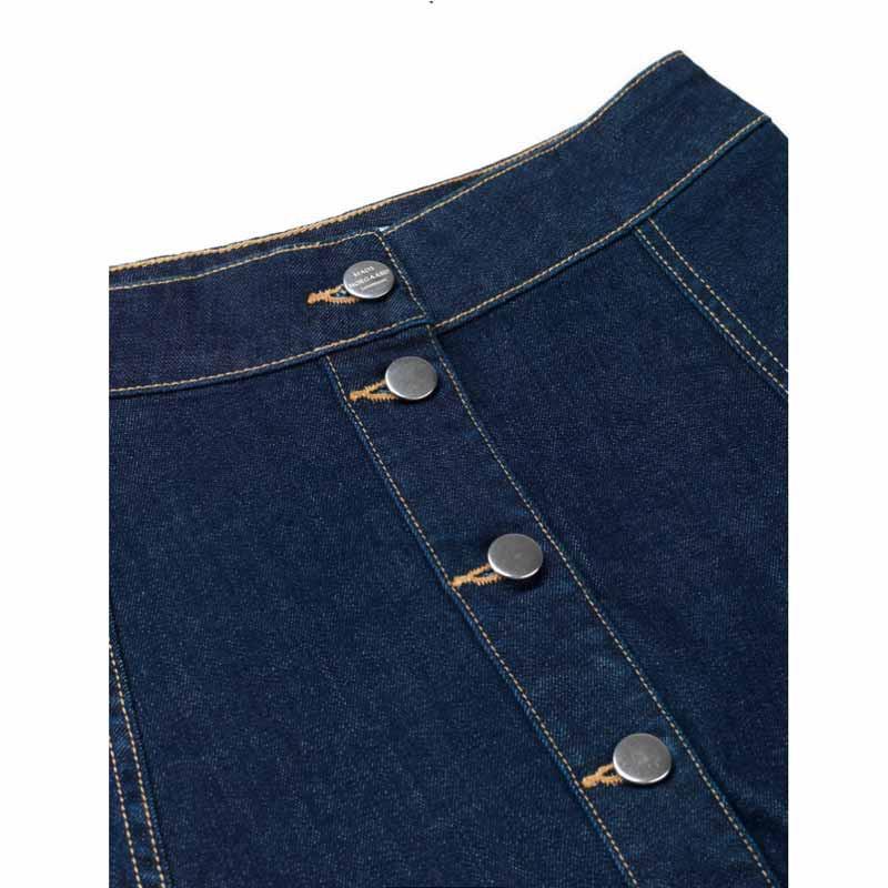 Mads nørgaard nederdel, stelissa, blue rinse fra mads nørgaard fra superlove