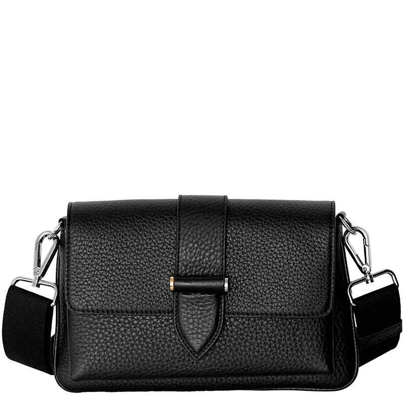 Decadent Taske, Gloria Double Bag, Black, decadent copenhagen, decadent belt bag, tasker decadent