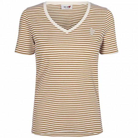 Mos Mosh T-shirt, Kenia, Bran Mos Mosh T shirt