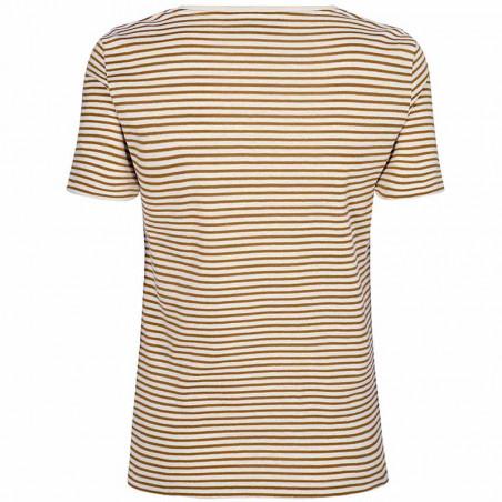Mos Mosh T-shirt, Kenia, Bran Mos Mosh T shirt bagside