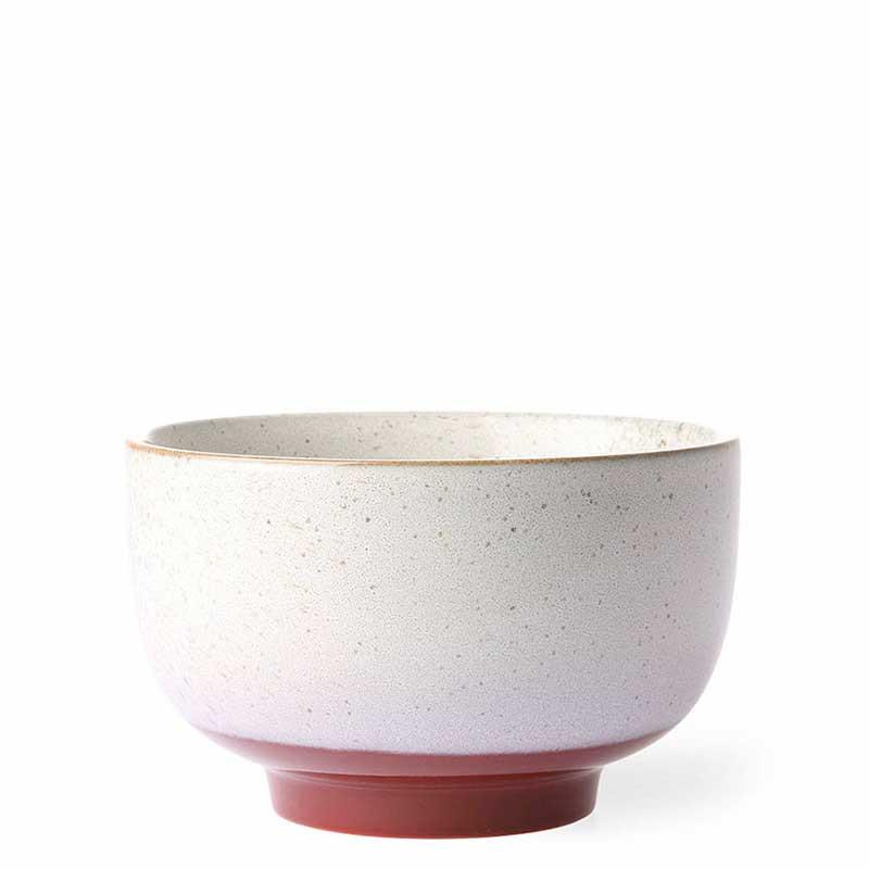 hk living Hk living skål, ceramic 70's large, frost på superlove