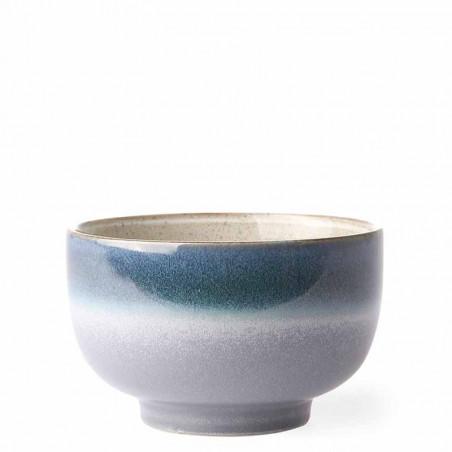 HK Living Skål, Ceramic 70's Large, Ocean hk living keramik