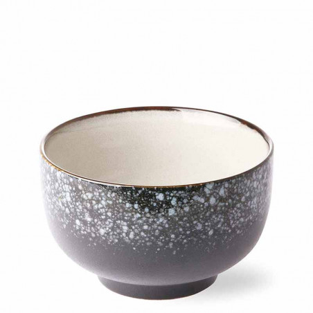 HK Living Skål, Ceramic 70's Large, Galaxy hk living keramik inderside