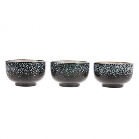 HK Living Skål, Ceramic 70's Large, Galaxy hk living keramik tre stk