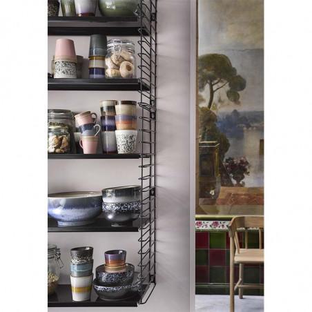HK Living Skål, Ceramic 70's Large, Galaxy hk living keramik hjem