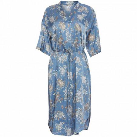 PBO Kjole, Playas, Captain Blue pbo kjoler kjole til bryllup kjole til fest bryllupsgæst kjole til bryllupsgæst