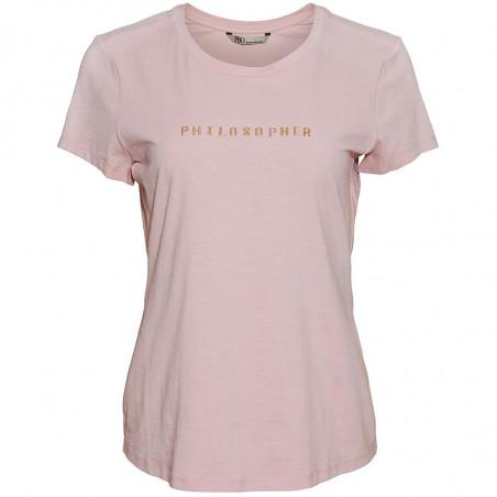 PBO T-shirt, Philosopher, Misty Rose pbo tøj pbo bluse pbo top