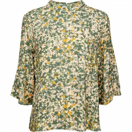 Minus Bluse, Monja, Camouflage