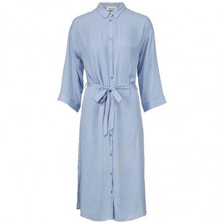 Modström Kjole, Bea, Twill Stripe modstrøm tøj modstrøm kjole