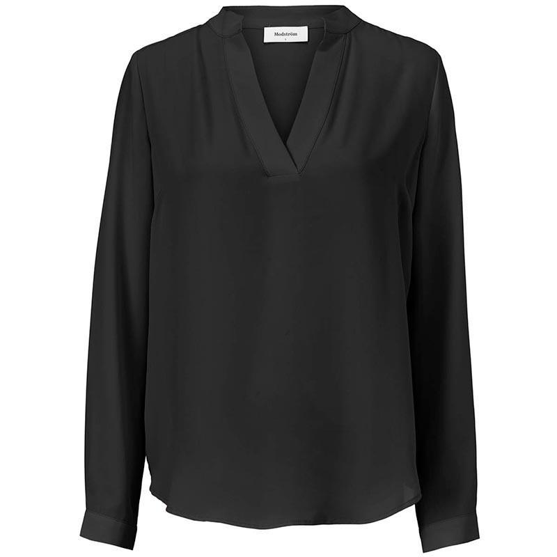 Modström Skjorte, Billie, Black