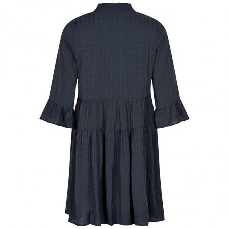 Nümph Kjole, Nubeula, Sapphire numph kjoler bagside