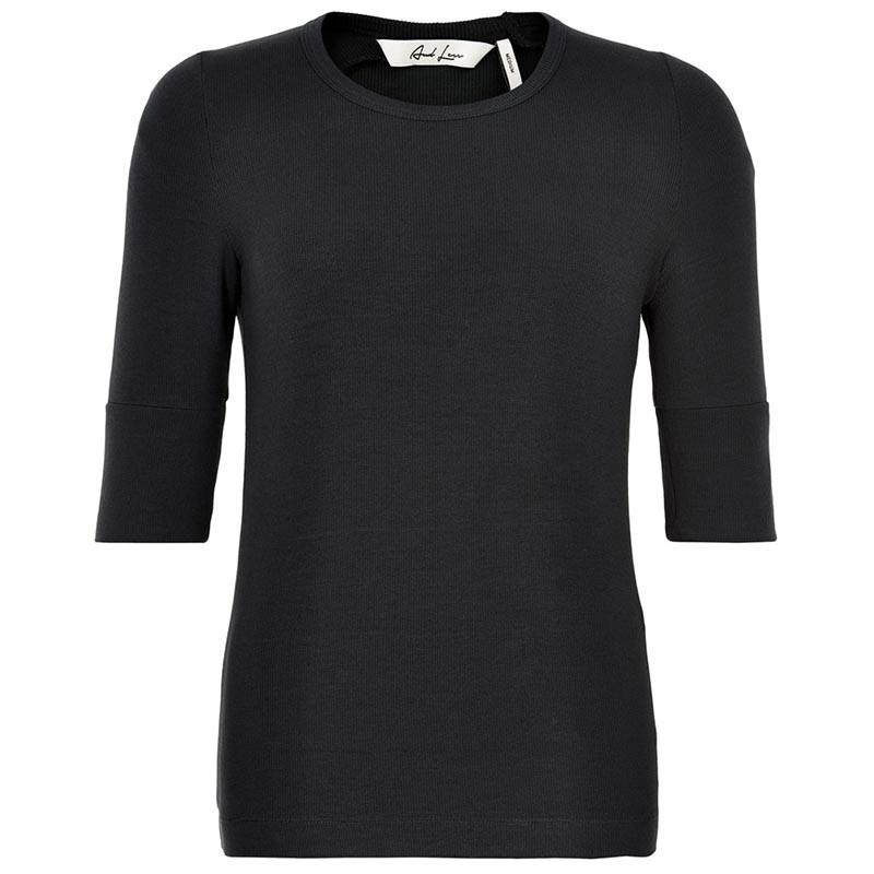 Image of And Less Bluse, Aldaniela, Caviar