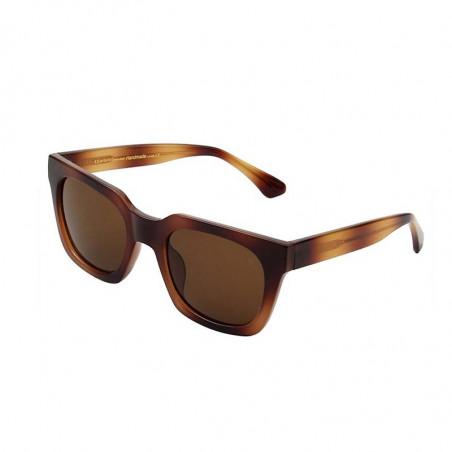 A Kjærbede Solbriller, Nancy, Demi Brown - Side