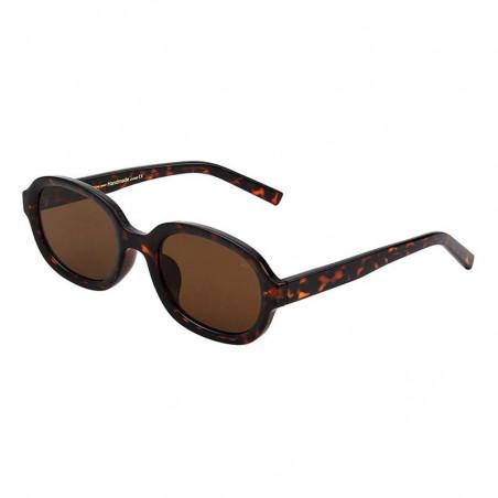 A Kjærbede Solbriller, Bob, Demi Tortoise - Side