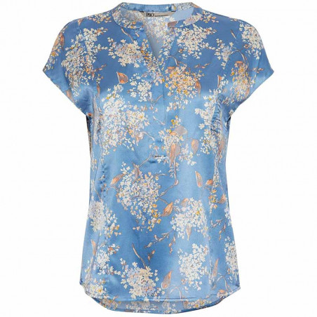 PBO Bluse, Dust, Captain Blue pbo top