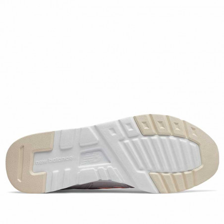 New Balance Sneakers, 997, Rain Cloud/Wax Blue, New Balance sneakers dame, New Balance 997 - Sål
