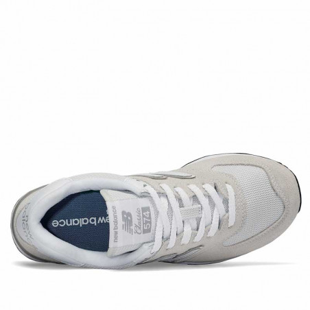 New Balance Sneakers dame, 574, Core, Overcast
