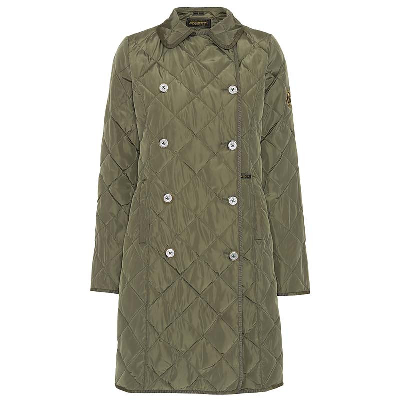 wiggys – Wiggys jakke, madeleine, khaki green på superlove