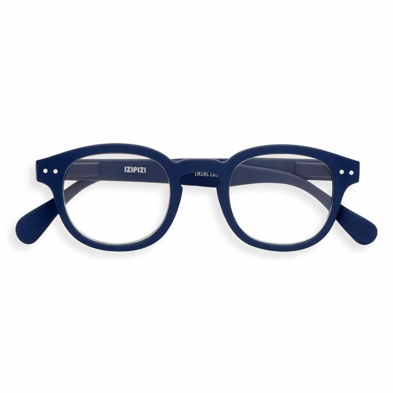 Izipizi Briller, C Reading, Navy Blue Izipizi læsebriller styrke