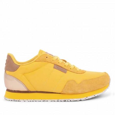Woden Sneakers dame, Nora II, Super Lemon sneakers woden sko dame