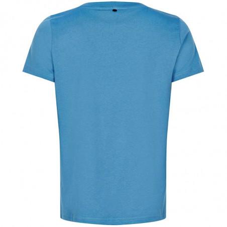 Nümph T-shirt, Nuashlyn, P. Coast numph t-shirt med print bagside