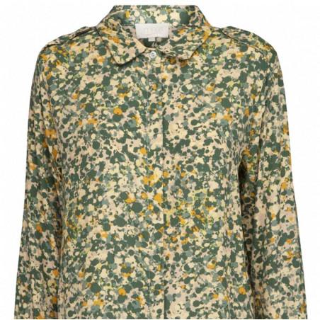 Minus Skjorte, Monja, Camouflage detalje