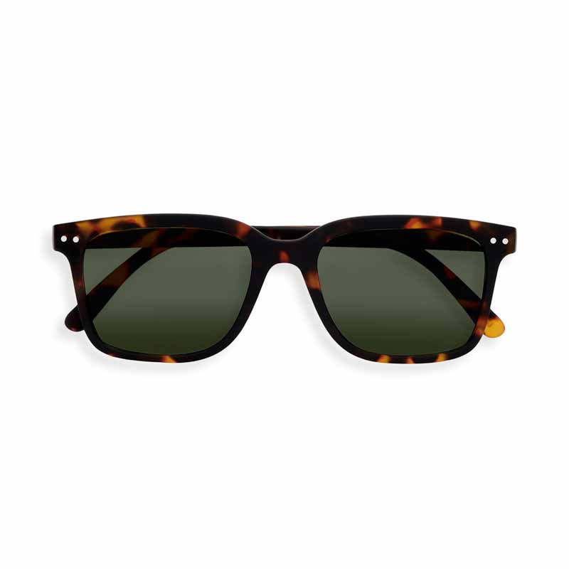 Izipizi Solbriller dame, L Sun, Tortoise izipizi briller
