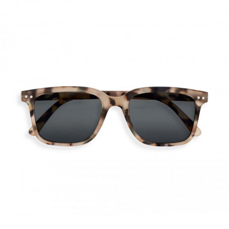 Izipizi Solbriller dame, L Sun, Light Tortoise izipizi briller