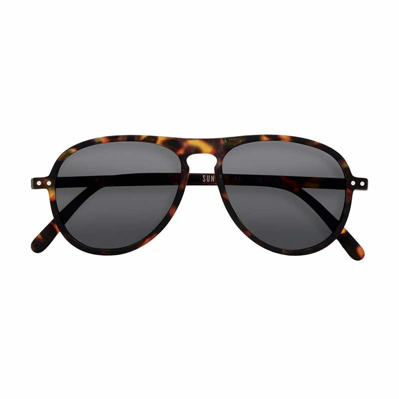 Izipizi Solbriller dame, I Sun, tortoise Izipizi briller dame