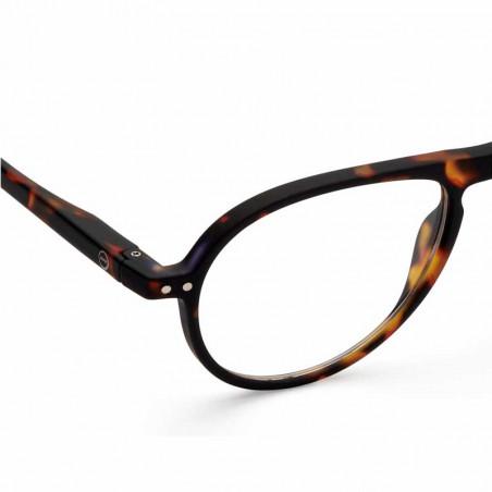 Izipizi Briller, K Reading, tortoise izipizi læsebriller dame billige læsebriller detalje