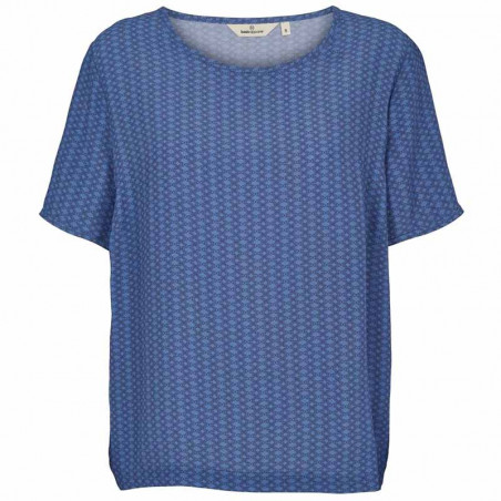 Basic Apparel T-shirt, Elly, Blue Horizon